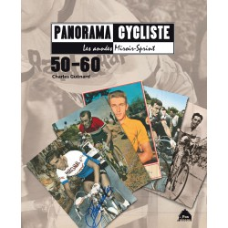 Panorama cycliste, CPA, les années Miroir-Sprint 50-60