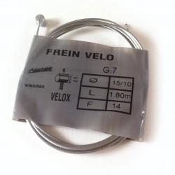 Cable de dérailleur 2m Velox