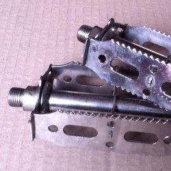 Rat-Trap Pedals Wagner NOS