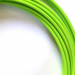Green brake outer cable 2m