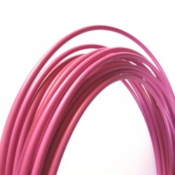 Pink brake outer cable 2m