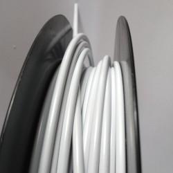 Gaine de frein blanche 2m