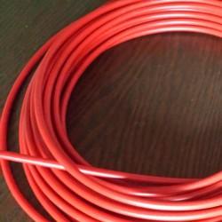 Gaine de frein KBLE rouge 2m