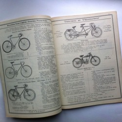 1933 french cycles parts catalogue