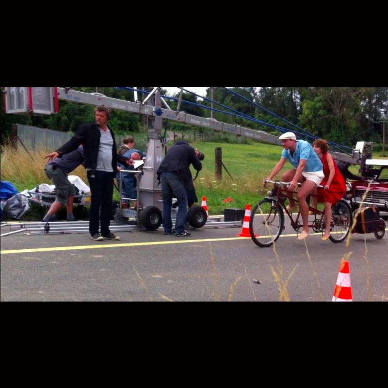 Des vélos pour le cinéma
